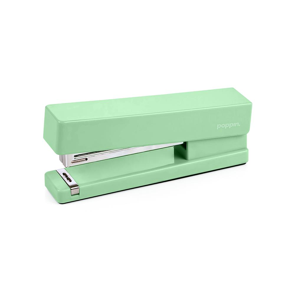 mint stapler desk accessories organization poppin