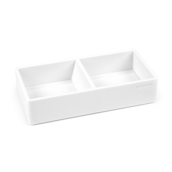 White Softie This + That Tray,White,hi-res