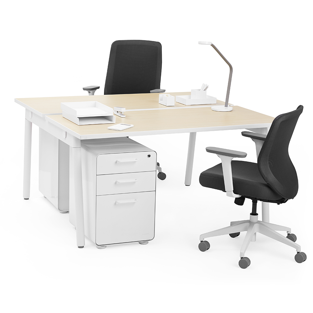 Images. Series A Double Desk ...