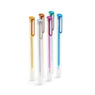 Metallic Assorted Gel Ink Pens, Set of 6,,hi-res