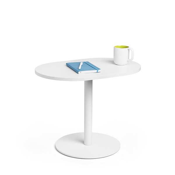 "White Tucker Side Table, 19""h,,hi-res"