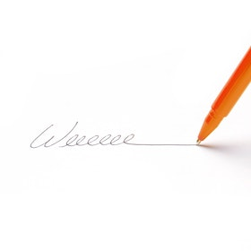 Custom Signature Ballpoint Pen
