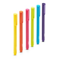 Classic Assorted Signature Ballpoint Pens, Set of 6,,hi-res