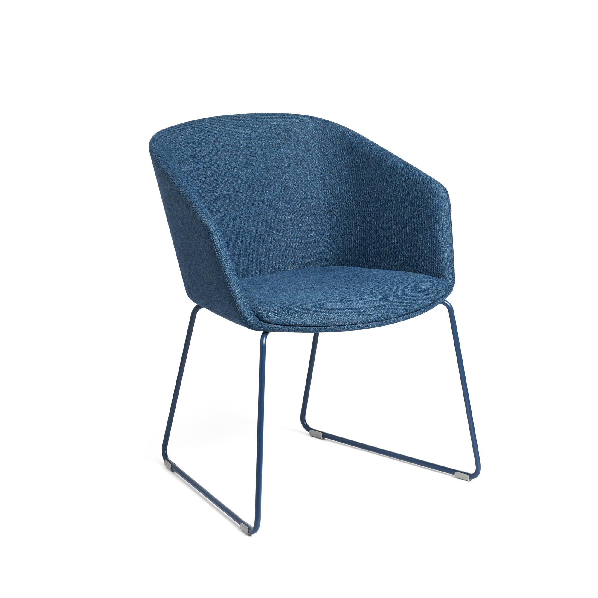 Superior Dark Blue Pitch Sled Chair,Dark Blue,hi Res. Loading Zoom