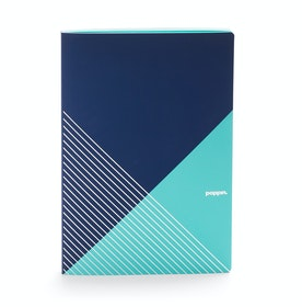 Slim Criss-Cross Notebook