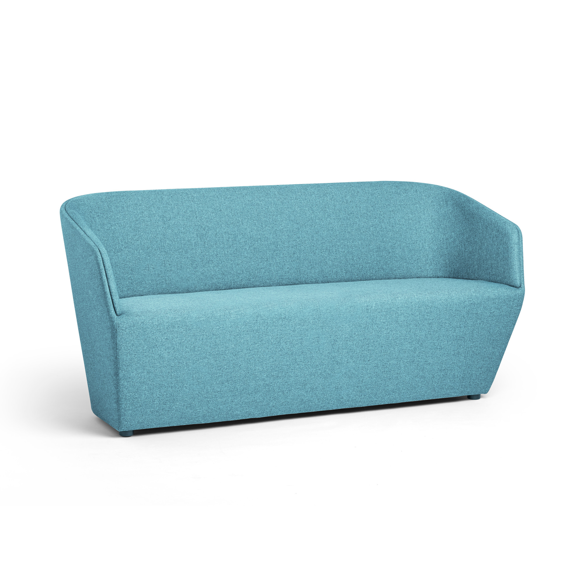 Superior Blue Pitch Sofa,Blue,hi Res. Loading Zoom