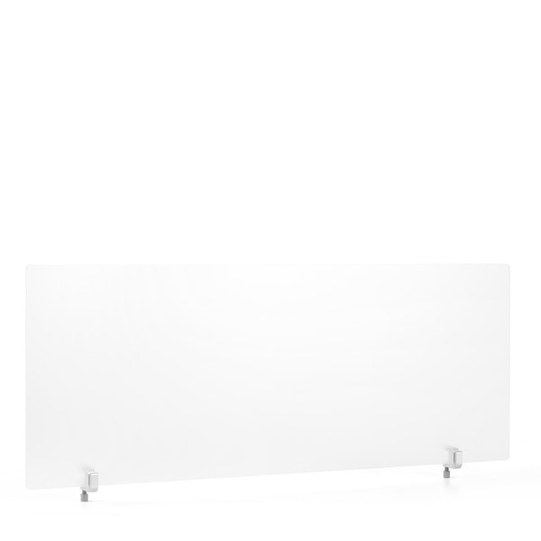 """Frost White Translucent Privacy Panel, Face-to-Face, 45"""",,hi-res"""