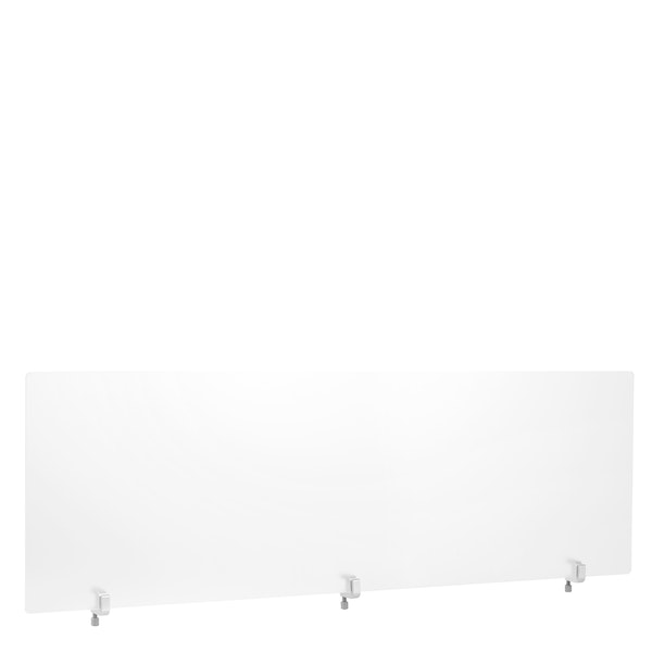 "Frost White Translucent Privacy Panel, Face-to-Face, 55"",,hi-res"