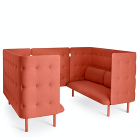 Brick QT Sofa Booth