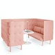 Blush QT Sofa Booth,Blush,hi-res