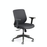Max Task Chair, Charcoal Frame,,hi-res
