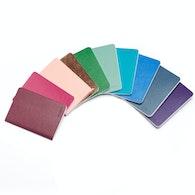 Mini Medley Assorted Jewel Tones Soft Cover Notebooks, Set of 10,,hi-res