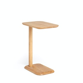Natural Ash Spot Side Table