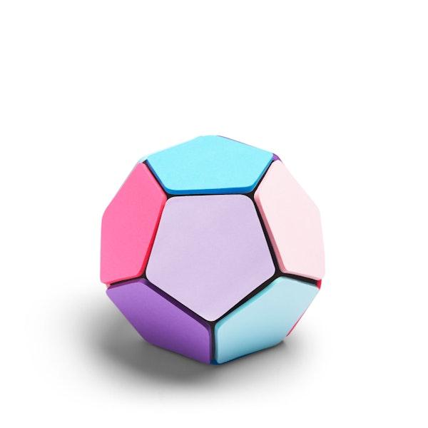 Sticky Memo Ball,,hi-res