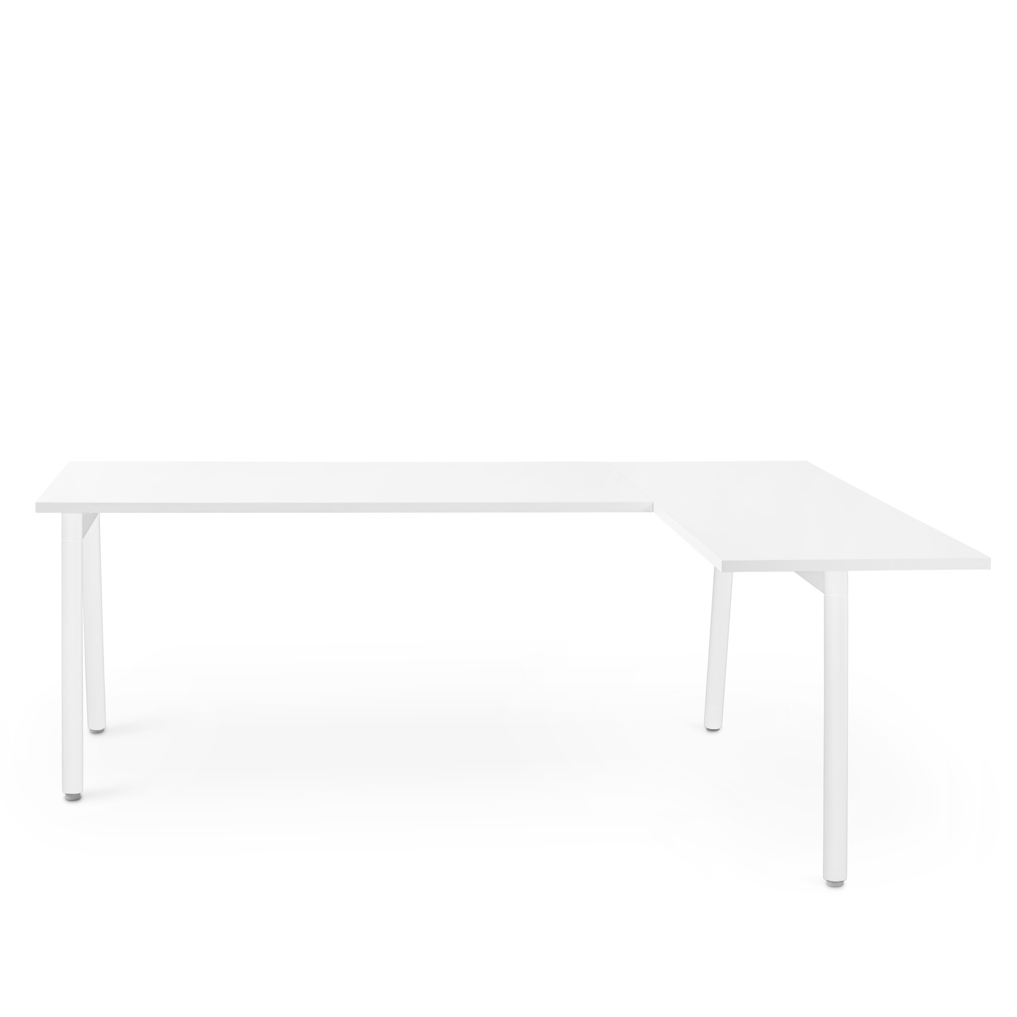 finishes ip multiple shaped white storage desk with walmart com side l