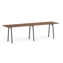 1x Series A Standing Table, 144""