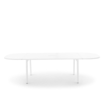 1x Series A Scale Conference Table, 114""